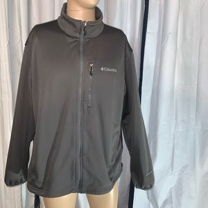 XL Columbia Omni-shield full zip jacket black